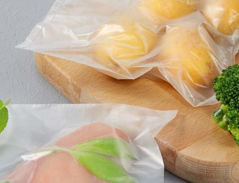 Qué aplicaciones tienen las bolsas para envasar al vacío