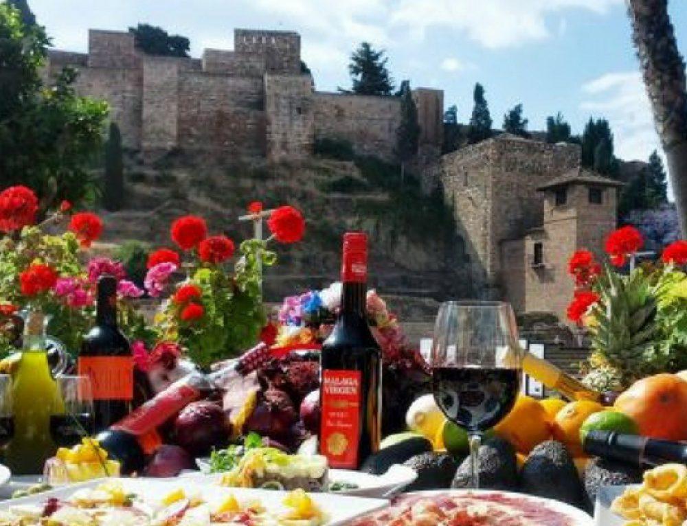 Un paseo gastronómico por Málaga