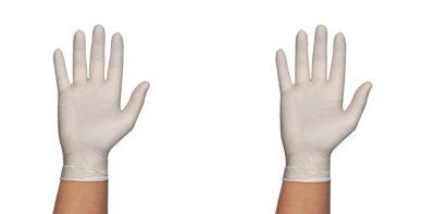 guantes de latex para alimentacion